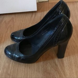 Coach Patent leather pump